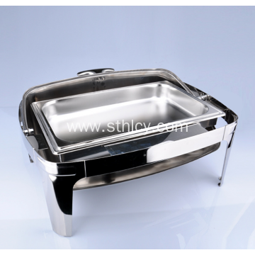 Durable Stainless Steel Buffet Stove