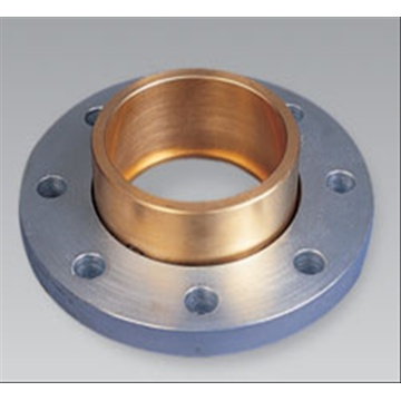 Personlized Products for Brass Compression Nipple Copper flated steel flange export to French Polynesia Factory