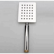 racquet rainwater fixed spray shower hand
