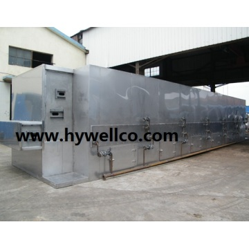 Vegetables Continuous Drying Machine