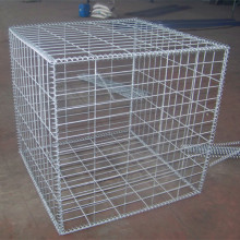 Electro Galvanized Steel Welded Gabion Box