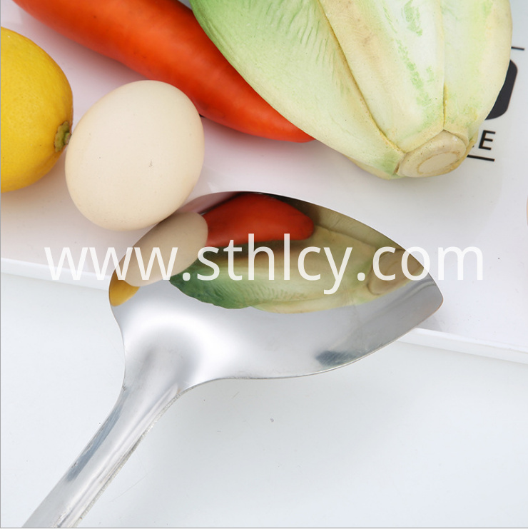 Stainless Steel Soup Ladle Spatula4