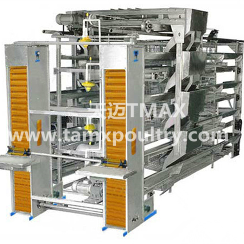 H Type Automatic Layer Cage System