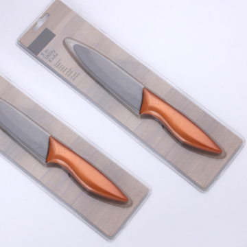 6 Inches Copper Handle Ceramic Chef Knife