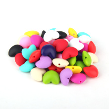 Supply for China Silicone Beads For Teething,Silicone Baby Teething Toys,Soft Silicone Teething Beads Manufacturer BPA Free Bulk Silicone Loose Beads export to India Manufacturer