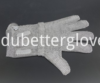 Dubetter butcher mesh gloves