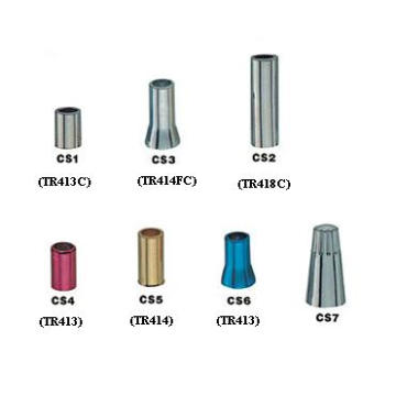 Colored Sleeve for Tubeless Valve