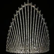 Wholesale Glisten Needle Shape Pageant Crowns