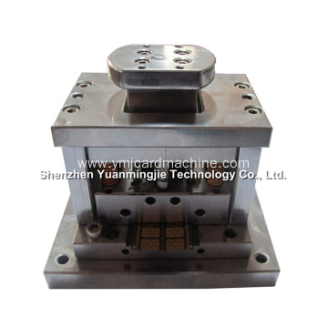 Card Machine Large Chip Module Punching Mould