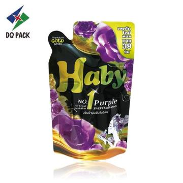 Plastic Detergent Liquid Packaging Bag