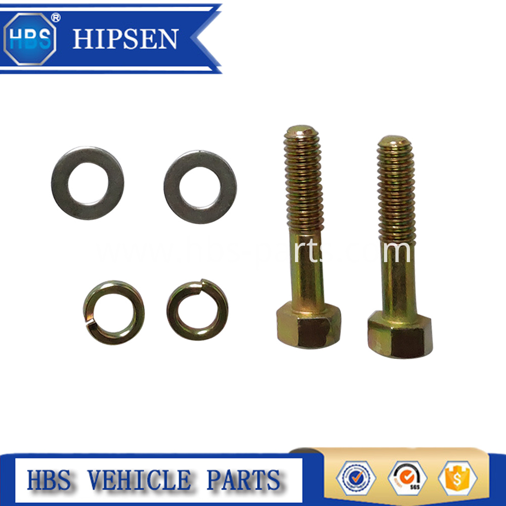 Brake Screws With Springs For Brake Proportioning Valve