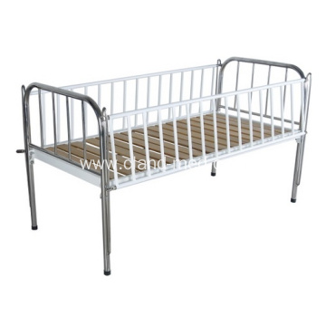 Hospital Children Bed With Stainless Steel Bed Head