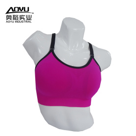 Customized Women Gym Clothing Running Sports Vest