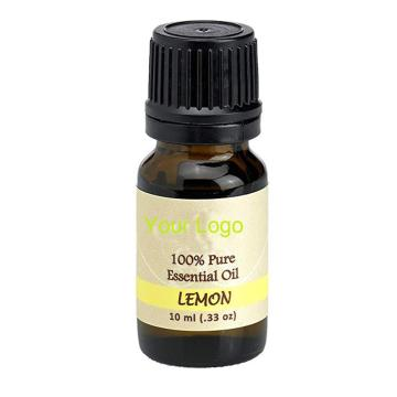 Pure Lemon Oil Therapeutic Grade 4 oz