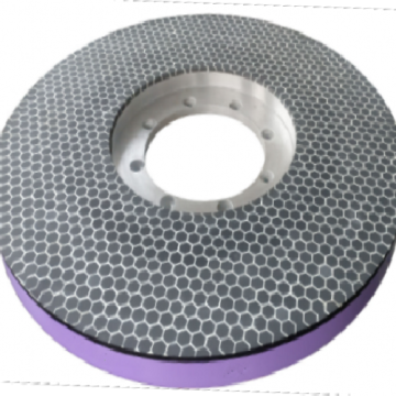 Resin CBN grinding wheel and plate