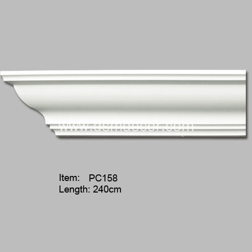 Architectural Foam Injection Cornice Molding