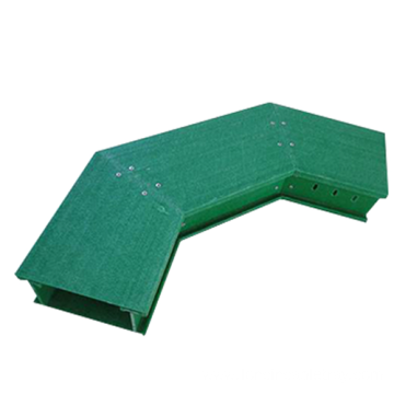 Solid waterproof frp cable tray bend