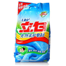 Detergent Quad Seal Bag
