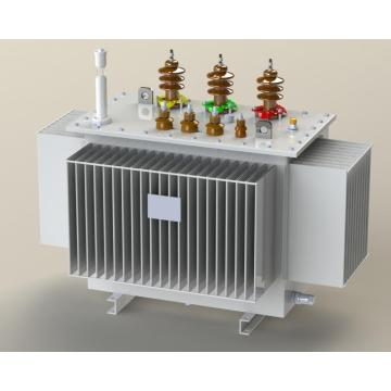 100kVA 15kV Oil Immersed Distribution Transformer