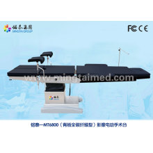 High level carbon fiber surgery table
