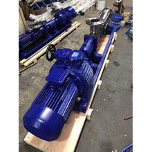 single screw pump with speed control motor