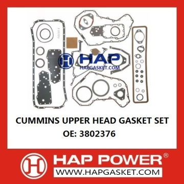 Cummins Upper Head Gasket Set 3802376