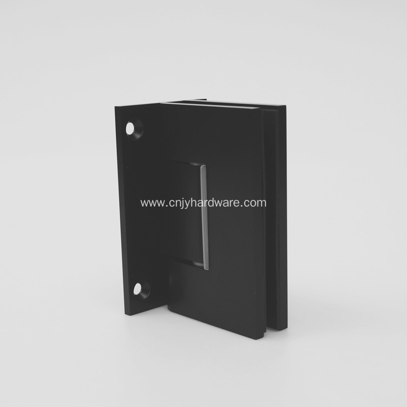 Hinges for Frameless Shower Doors