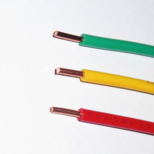 Copper Conductor Price BV Wire insulated power cables from factory
