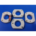 95% 96% alumina ceramic al2o3 machining flanges parts