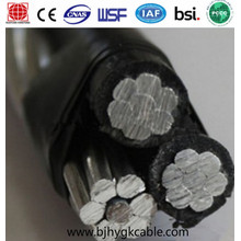ABC cable AAC/AAAC/ACSR conductor power transmission xlpe cable