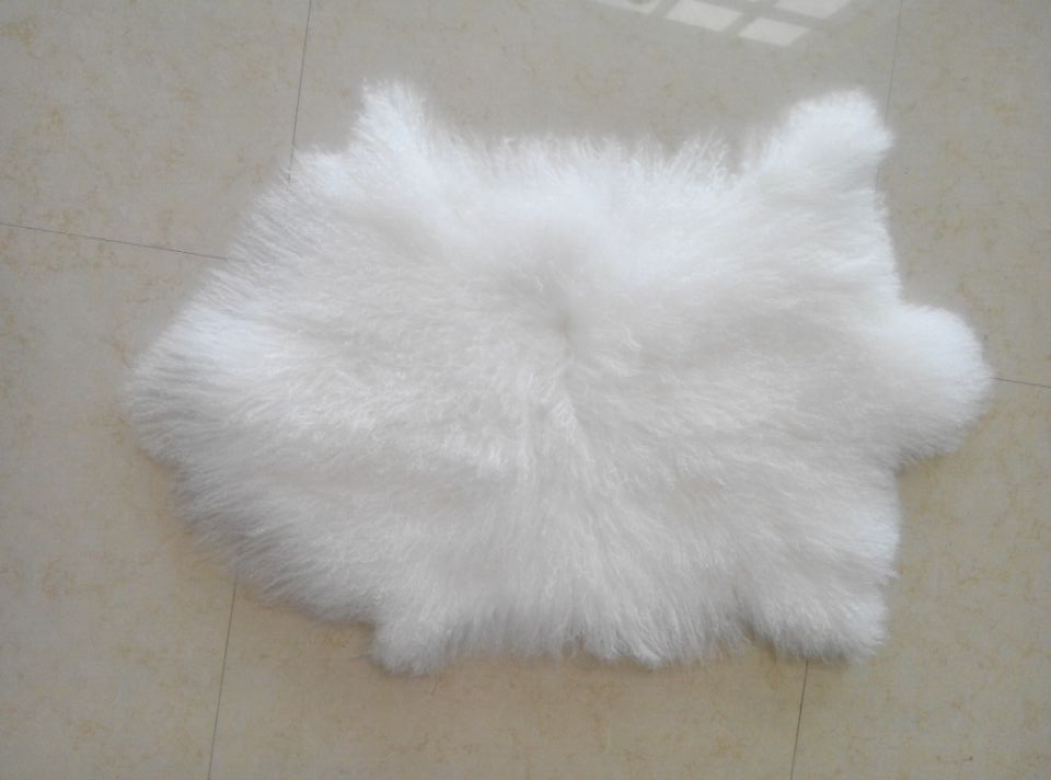 Mongolian Lamb Fur Sheepskin