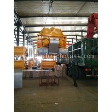 Popular Double Horizontal Concrete Mixer JS750