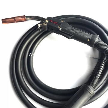 Tweco number 4 Air cooled MIG welding torch