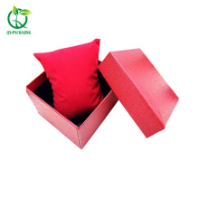 Custom design cosmetic folding gift paper perfume box