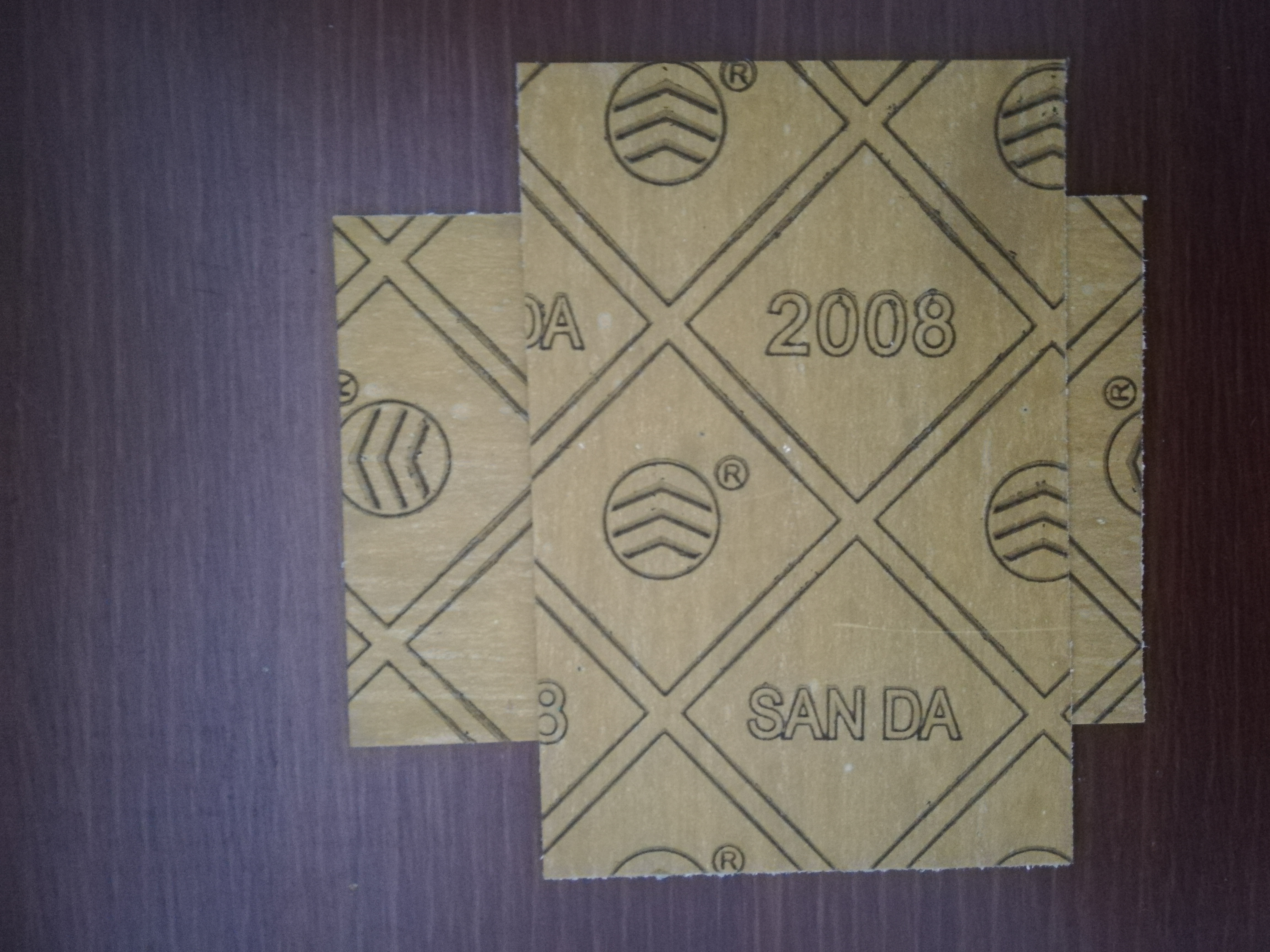 XB380 ASBESTOS RUBBER SHEET 4