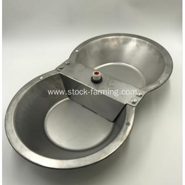 Automatic water control and water saving Drinking Basin