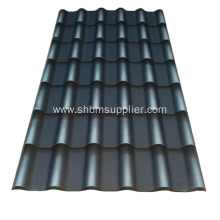 Lightweight Fireproofing MgO Roofing Tiles