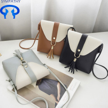 Special for Ladies Laptop Bags Simple single shoulder slanted with a mini bag supply to Italy Factory