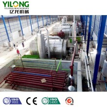 Continuous Plastic Pyrolysis Fuel Machine