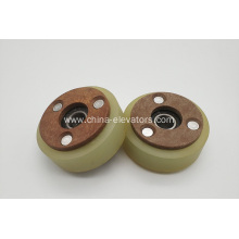 Step Roller for Mitsubishi Escalators 76*35*6202