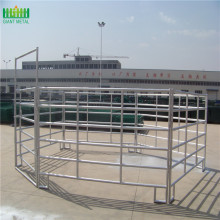 galvanized heavy duty used livestock panels cattle fence
