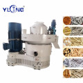 850 wood pellet machine of YuLong