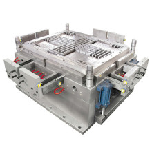 OEM manufacturer custom for Daily Commodity Injection Mould Plastic commodity pallet injection mould export to Yemen Factory