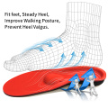 EVA heel cushion orthotic Arch support insoles