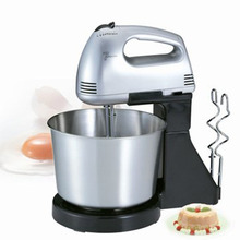 Best quality and factory for Electric Hand Egg Mixer Electric Stand Mixer with 1.5L Automatic Bowl supply to Indonesia Manufacturers