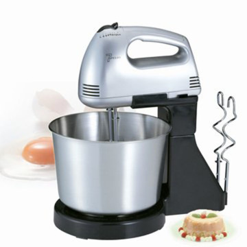 Electric Stand Mixer with 1.5L Automatic Bowl
