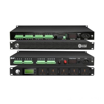 Rack mount ACDC power supply 24VAC 20A