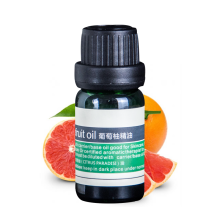 100% pure, ongeschilde grapefruit etherische olie