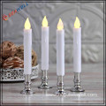 7 Inch Taper Candle with Remote