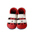 Baby Soft Leather Shoes Children Loafers Kids Slippers
